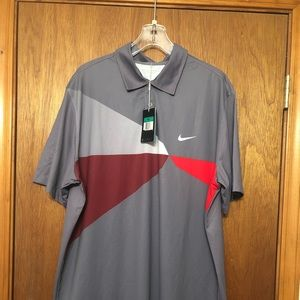 Men's Nike Golf Polo.